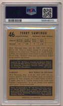 1953 Parkhurst 46 Terry Sawchuck PSA 2