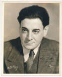 8 x 10  Schipa, Tito (Opera singer) 9