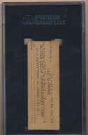 1932 U.S. Caramel 17 Al Simmons SGC 4