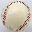 HOF  DiMaggio, Joe  5 (on rare ball) JSA LOA