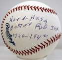 Deceased  Hash, Herb  9.5 (Selig, 1936-42 Red Sox)