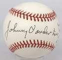 Deceased  Vandermeer, Johnny  9.5 (ONL White, No Hitter Dates)