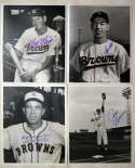8 x 10  Collection of 106 St. Louis Browns, all in uniform 9