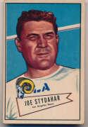 1952 Bowman Large 99 Stydahar SP Strong VG