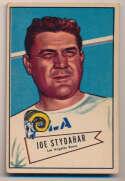1952 Bowman Large 99 Stydahar SP VG+