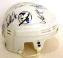 Tampa Bay Lightning Puck/Helmet Collection (11 pcs) 9.5