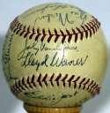 1941 Reds   Team Ball 8.5