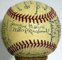 1945 Reds   Team Ball 9