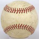 1946 Cardinals  Team Ball 3 JSA LOA