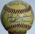 1947 Reds   Team Ball 9