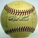 1951 Pirates  Team Ball 6