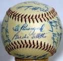 1955 Reds   Team Ball 9