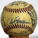 1956 Cardinals  Team Ball 8