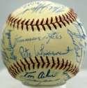 1958 Reds  Team Ball 9