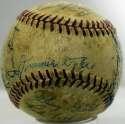 1959 Tigers  Team Ball 6