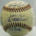 1960 Reds  Team Ball 8