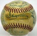 1963 Indians  Team Ball 7