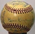 1964 LA Angels  Team Ball 7.5 JSA LOA