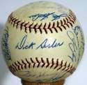 1964 Reds   Team Ball 8.5