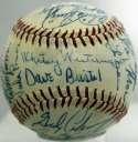 1966 Reds  Team Ball 9