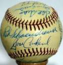 1970 Cardinals  Team Ball 7.5