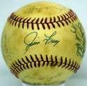 1981 Royals  Team Ball 7