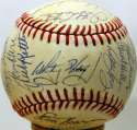 1982 Cardinals  Team Ball 9