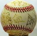 1999 Cardinals  Team Ball 9