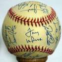 1999 Cardinals  Team Ball 9 (ONL Coleman)