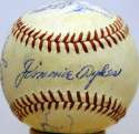 1937 White Sox  Team Ball 8.5 JSA LOA