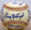 2001 Yankees  Team Ball 9