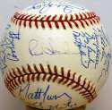 1993 Marlins  Team Ball 8