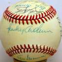 1984 Tigers  Team Ball 9