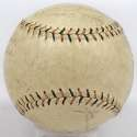 1928 Philadelphia As  Team Ball w/Foxx 6
