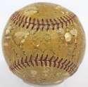 1939 Boston Braves  Team Ball 4