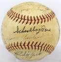 1940 Tigers  Team Ball 7