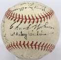 1944 Braves  Team Ball 8