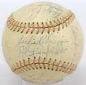 1947 Dodgers  Team Ball (secretarial) 7