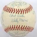 1954 Cardinals  Team Ball 8.5