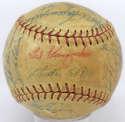 1957 Reds  Team Ball 6