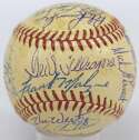 1959 Red Sox  Team Ball 8