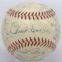 1961 Braves  Team Ball 6.5