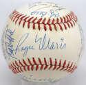 1961 Yankees  Team Ball (reunion) 9.5 JSA LOA (FULL)