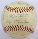 1964 Dodgers  Team Ball 7