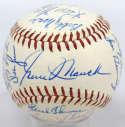 1964 Phillies  Team Ball 9 JSA LOA (FULL)