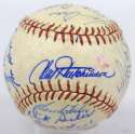 1964 Reds  Team Ball w/early Rose 9