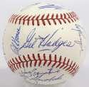 1970 Mets  Team Ball (superb quality) 9.5 JSA LOA (FULL)