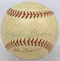 1971 Tigers  Team Ball 8