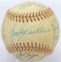 1974 Reds  Team Ball 9 JSA LOA (FULL)