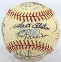 1977 Dodgers  Team Ball w/Alston & Koufax 8
